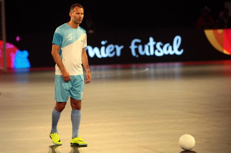 Ryan Giggs Futsal