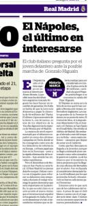 Alvaro Morata Marca July 18th