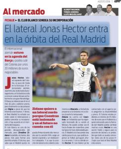 Sport Jonas Hector August 5th