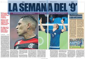 Jonathan Calleri Mundo Deportivo August 9th