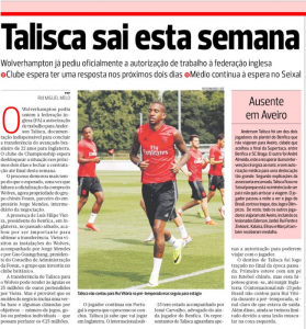 Talisca A Bola August 9th