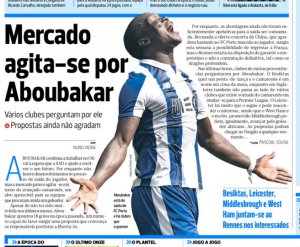 Vincent Aboubakar A Bola August 12th