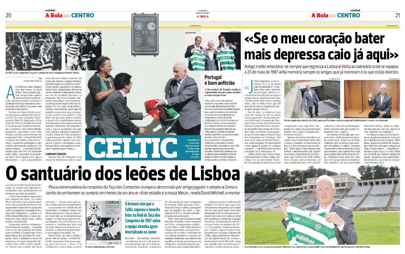 Celtic Lisbon Lions