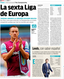 Spanish newspaper impressed by Middlesbrough's €50m