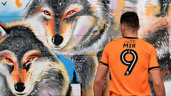 Wolves forward honest about future, 'doesn't know' what will