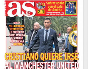 Cristiano Ronaldo ?closer than ever? to Man United return, has already told several teammates