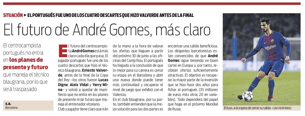 Andre Gomes Tottenham