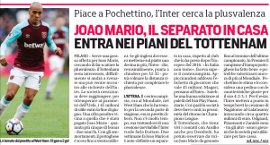 Tottenham keen on midfielder, Poch 'rates' him and feels he'd suit system, ?32-35m deal