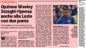 Italian media far more optimistic of West Ham signing going through, 'important steps' taken