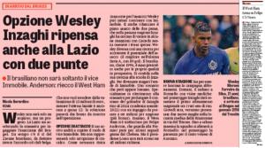 Italian media far more optimistic of West Ham signing going through, 'important steps' taken