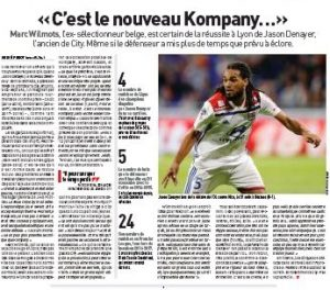 """""""This is the new Kompany"""" – Player allowed to leave Man City by Guardiola hailed by ex-coach"""