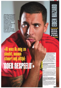 Eden Hazard says he wants to work under Jose Mourinho again – ?Best coach imaginable? – Man United & Chelsea fans intrigue