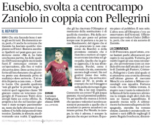 From Italy: 'Difficult' for Arsenal scout 'not to notice' 19-year-old on recent trip, impressive performances