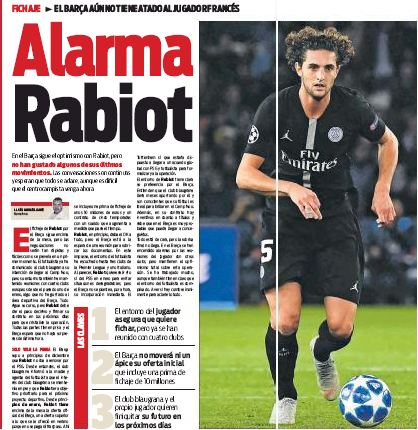 Chelsea Show Interest In Adrien Rabiot