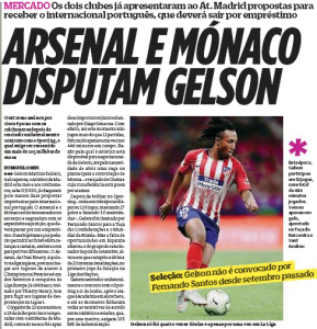 Arsenal have made surprise 'important proposal' to loan Atletico Madrid player for rest of season