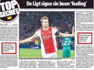 Spanish newspaper releases top secret report- as Man Utd