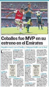From Spain: Emery?s ?determination? to sign 'MVP' player for Arsenal has been ?justified?