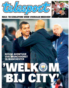 Coach without remit – Manchester City make 'Barça-style' addition to backroom staff