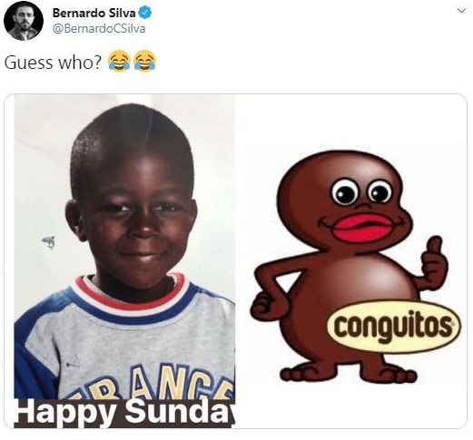 Silva writes to FA over Mendy tweet