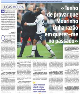 Tottenham's Lucas Moura speaks about expectation for titles – Says Spurs need to add 'winning mindset'