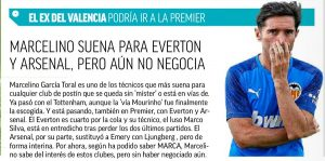 Marca claims manager aware of Everton interest – 'Not yet negotiated' with Toffees