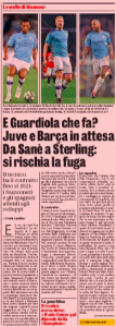 From Italy: Prospect of Pep Guardiola joining Juve analysed – Idea ?should not be dismissed superficially? after Manchester City ban