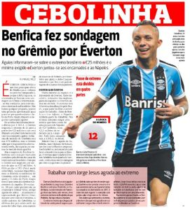 Everton still interested in Brazilian attacking star – Carlo Ancelotti keen on the player