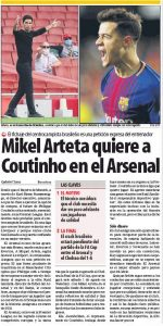 Gunners face ?problem? to sign Mikel Arteta?s ?dream? – Arsenal interest further backed up