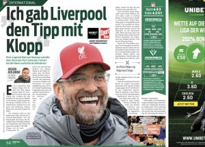 Liverpool told Klopp will leave for beach or Germany, by man who says he recommended manager to Reds