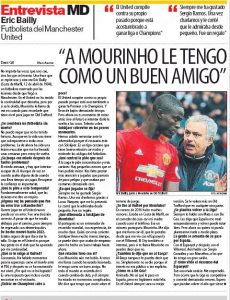 """""""You can't say no"""" – Player explains why he rejected Manchester City for Manchester United"""
