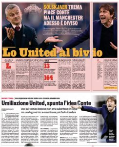 Manager would 'naturally be ready to listen' to Man United 'if faced with a call' – 'No official approach' as of last night