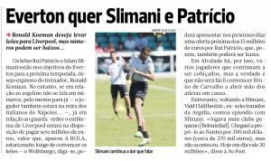 Slimani patricio Eveton A Bola July 18th