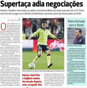 Rafa Silva A Bola August 2nd
