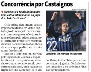 A Bola Luc Castaignos August 11th